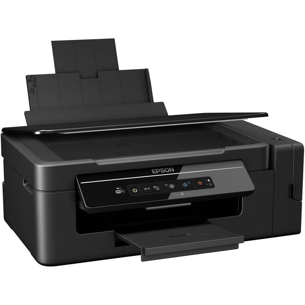 Epson ecotank et 2600 tintenstrahl multifunktionsdrucker for Drucker scanner kopierer