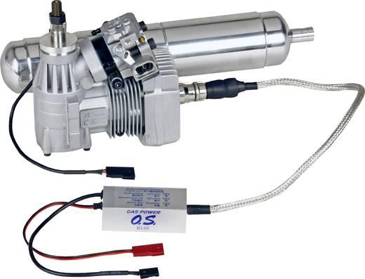 OS Engine GT 15 HZ Benzin 2-Takt Flugmodell-Motor 14.95 cm³ 3.75 PS 2.76 kW inkl. elektronischer Zündung