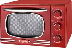 Retro mini trouba na pečení TKG Team Kalorik TKG OT 2500 R, červená