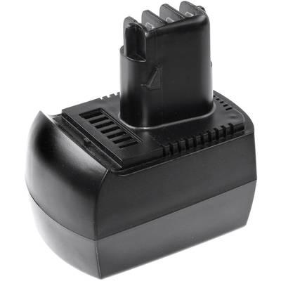 Werkzeug-Akku XCell 133733 ersetzt Original-Akku Metabo BZ12SP, Metabo 6.02151.50 12 V 300 Preisvergleich