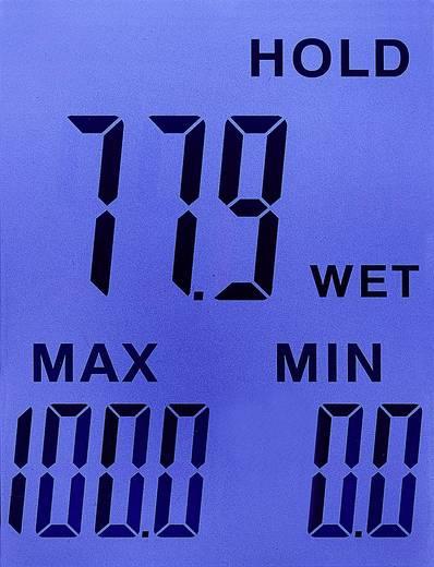 Materialfeuchtemessgerät VOLTCRAFT MF-100 Messbereich Baufeuchtigkeit (Bereich) 0 bis 100 % vol Messbereich Holzfeuchtig