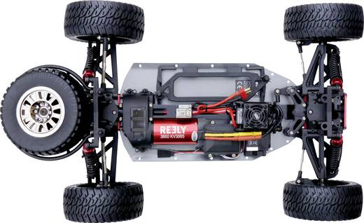 Reely Dune Fighter 3S Brushless 1:10 RC Modellauto Elektro Buggy Allradantrieb RtR 2,4 GHz
