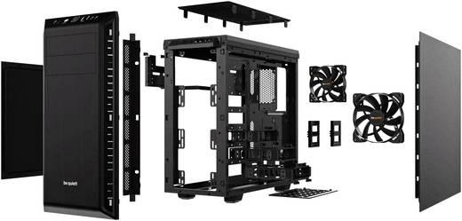 midi tower pc geh use bequiet pure base 600 schwarz kaufen. Black Bedroom Furniture Sets. Home Design Ideas
