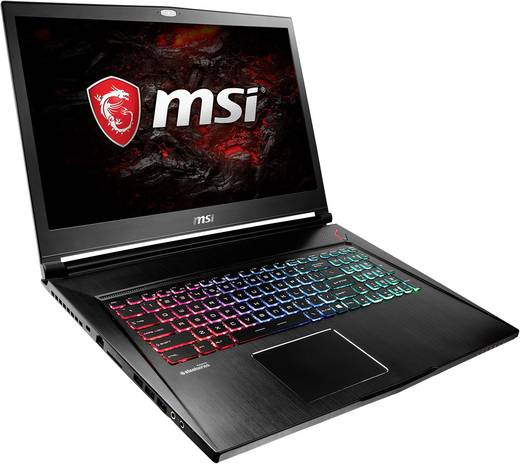 msi gaming gs63 7re 023de 39 6 cm 15 6 zoll gaming. Black Bedroom Furniture Sets. Home Design Ideas