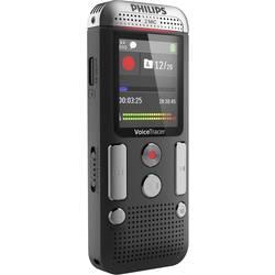 Digitální diktafon Philips DVT2510 Maximální čas nahrávání 2280 h antracitová