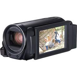 Image of Canon HF-R806 Camcorder 7.6 cm 3.0 Zoll 3.28 Megapixel Opt. Zoom: 32 x Schwarz