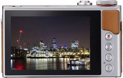 Canon G9 Digitalkamera mit Bildstabilisator