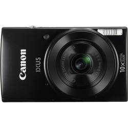 Image of Canon IXUS 190 Digitalkamera 20 Mio. Pixel Opt. Zoom: 10 x Schwarz