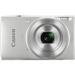 Digitálny fotoaparát Canon IXUS 190, 20 MPix, optický zoom: 10 x, strieborná