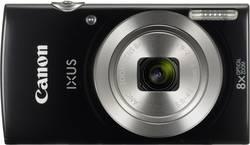 Digitální fotoaparát Canon IXUS 185, 20 MPix, Zoom (optický): 8 x, černá