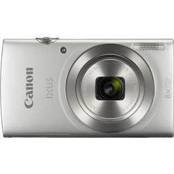 Digitálny fotoaparát Canon IXUS 185, 20 MPix, optický zoom: 8 x, strieborná