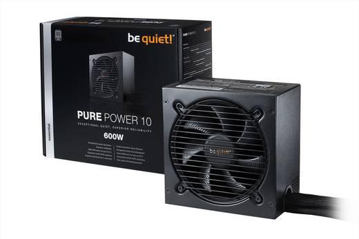 Netzteil BeQuiet Pure Power 10 600 W ATX 80PLUS® Silver