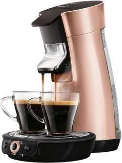 Kávovar na kapsle SENSEO® Viva Café Plus HD7831/30, růžová, měděná