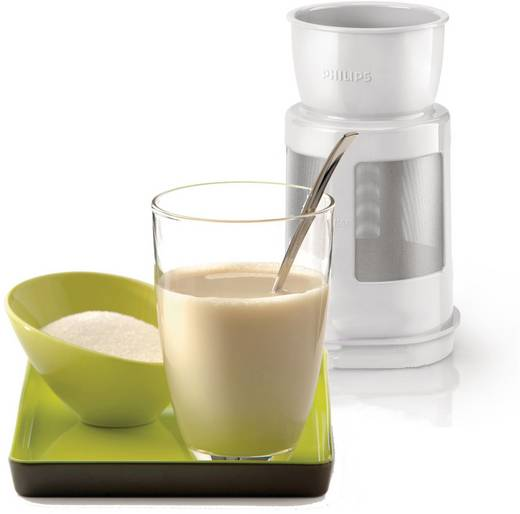 Smoothie-Maker Philips Daily Collection-minimixer 350 W Grau, Weiß