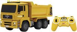 RC model vyklápacieho nákladného vozidla MAN, Jamara 405002 1:20, stavebné vozidlo