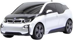 RC model auta Jamara 404555 – BMW I3, stříbrná, silniční vůz