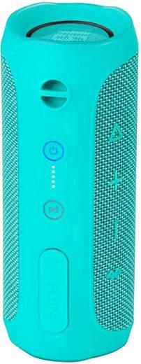 bluetooth lautsprecher jbl flip 4 wasserfest freisprechfunktion t rkis kaufen. Black Bedroom Furniture Sets. Home Design Ideas