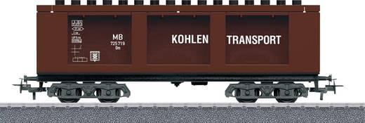 Märklin Start up 44736 H0 4er-Set Bausteinwagen
