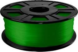 Vlákno pro 3D tiskárny Renkforce 01.04.01.1210, PLA plast, 2.85 mm, 1 kg, zelená