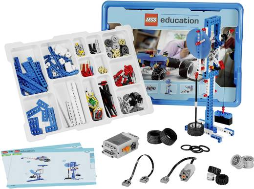 LEGO Education Bausatz Naturwissenschaft und Technik Set 2 Schüler