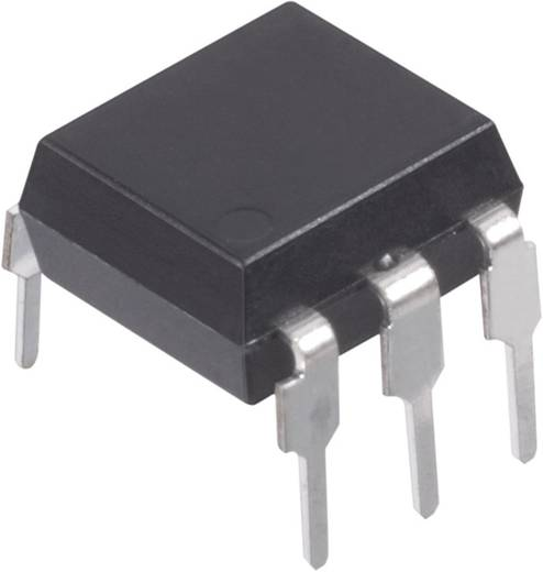 Optokoppler Phototransistor Vishay 4 N 27 DIP-6 Transistor mit Basis DC