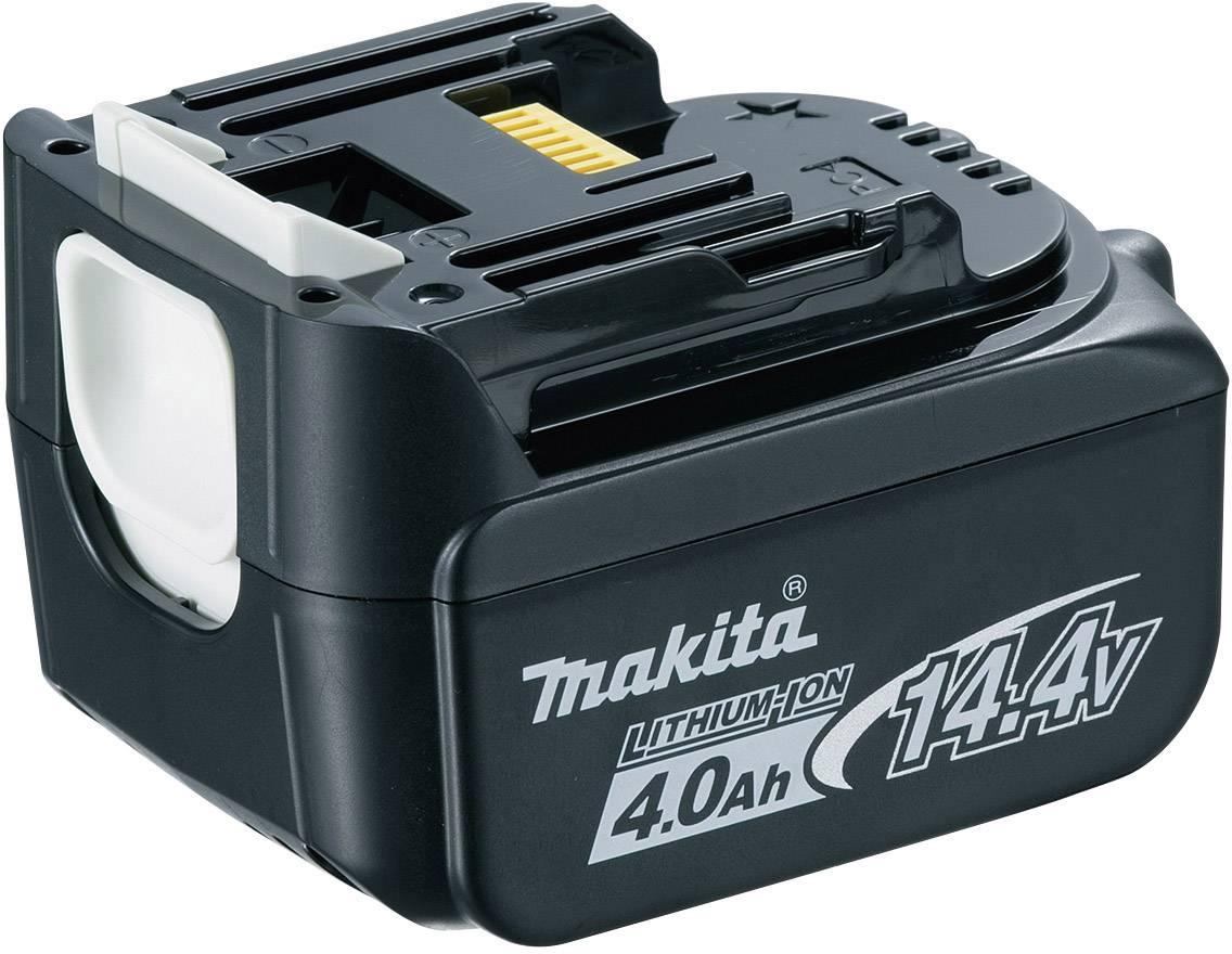2000mah Akku für Makita 14,4V 2.0Ah BL1415N Li-Ion Ersatzakku BL1415 196875-4