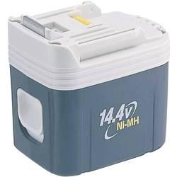 Náhradný akumulátor pre elektrické náradie, Makita BH1433 193354-3, 14.4 V, 3.1 Ah, Ni-MH