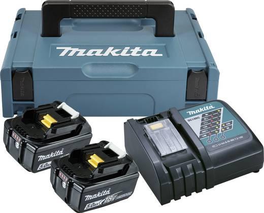 Makita 197624-2 Werkzeug-Akku 18 V 5 Ah Li-Ion