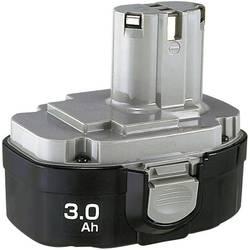 Náhradný akumulátor pre elektrické náradie, Makita 1835 193061-8, 18 V, 2.8 Ah, Ni-MH