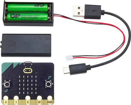 Viele Projekte sind mit dem micro:bit umsetzbar