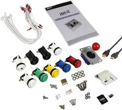 Herní konzole pro Raspberry Pi® Joy-it Raspberry Gamestation Maker Set Raspberry Gamestation Maker Set