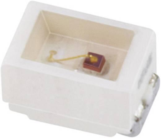 SMD-LED Sonderform Super-Rot 5.6 mcd 120 ° 2 mA 1.8 V OSRAM LS M67K