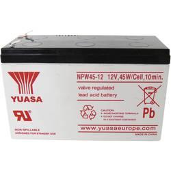 Olovený akumulátor Yuasa NPW45-12 NP45W/12, 8.5 Ah, 12 V