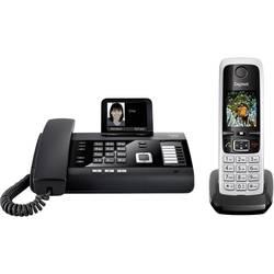 Image of Gigaset DL500A + C430HX Schnurgebundenes Telefon, analog inkl. Mobilteil, Anrufbeantworter, Bluetooth, Headsetanschluss