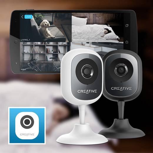 wlan ip kamera 1280 x 720 pixel creative labs live cam ip smarthd 73vf082000000 online kaufen. Black Bedroom Furniture Sets. Home Design Ideas