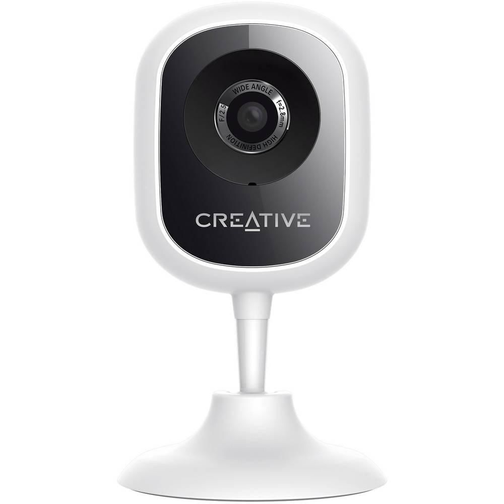 Cam ra de surveillance pour l 39 int rieur wi fi creative 73vf082000001 - Camera wifi interieur ...