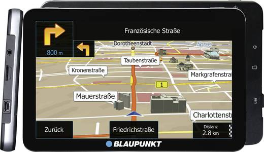 blaupunkt travelpilot 73 ce lmu navi 17 5 cm 7 zoll. Black Bedroom Furniture Sets. Home Design Ideas