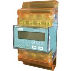Trojfázový elektromer s pripojením meniča digitálne/y PQ Plus CMD 68-53 MID 26.68.0053.CO, 5 A