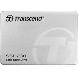 """Interný SSD pevný disk 6,35 cm (2,5 """") Transcend 230S TS256GSSD230S, 256 GB, Retail, SATA 6 Gb / s"""