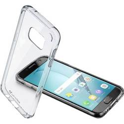 Zadný kryt na mobil Cellularline Clear Duo, vhodný pre: Samsung Galaxy A5 (2017), priehľadná