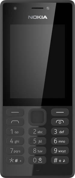 Nokia 216 mobilní telefon Dual SIM černá