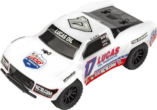 Team Associated Brushed 1:28 RC Modellauto Elektro Short Course Heckantrieb RtR 2,4 GHz