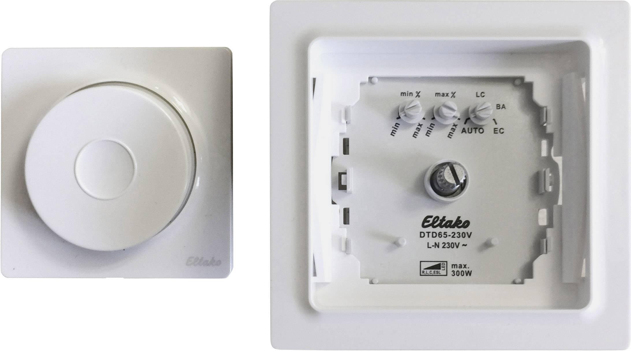 Eltako unterputz dimmer geeignet für leuchtmittel led