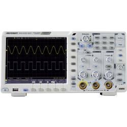 Digitálny osciloskop VOLTCRAFT DSO-6102WIFI, 100 MHz, kalibrácia podľa (ISO)