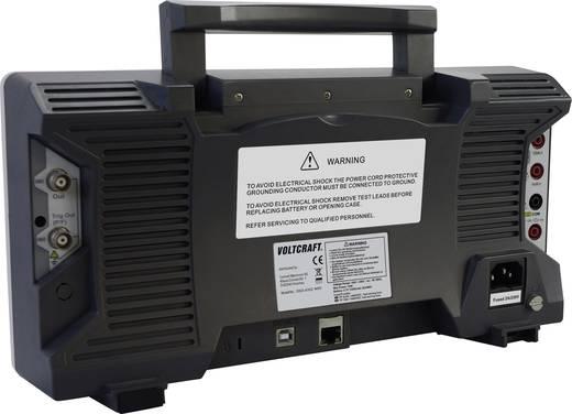 VOLTCRAFT DSO-6102WIFI Digital-Oszilloskop 100 MHz 2-Kanal 1 GSa/s 40000 kpts 8 Bit Funktionsgenerator, Multimeter-Funk