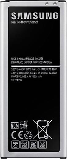 Samsung Li-Ion Handy Akku 3220 mAh für Samsung Galaxy Note 4 EB-BN910BBEGWW