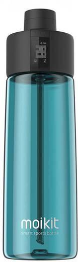 Trinkflasche G1206-twilight blauw G1206-twilight blue Moikit Aquablau