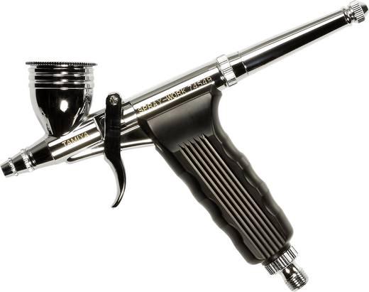 double action airbrush pistole tamiya hg trigger super. Black Bedroom Furniture Sets. Home Design Ideas