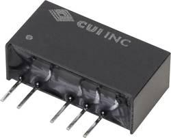 CUI INC PDM2-S24-S12-S Convertisseur CC/CC pour circuits imprimés