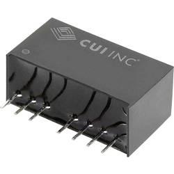Image of CUI INC PQMC3-D12-S12-S DC/DC-Wandler, Print 12 V 250 mA 3 W Anzahl Ausgänge: 1 x